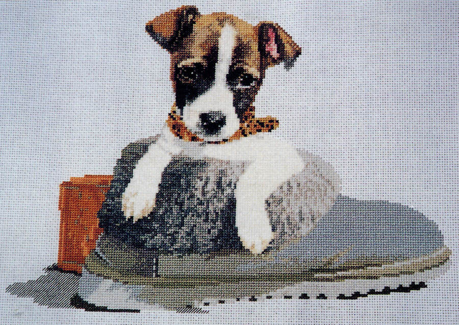 JACK - A Ross Originals cross stitch chart