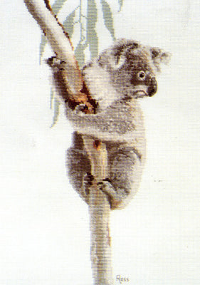 Koala - A Ross Originals cross stitch chart
