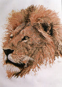 Lion - A Ross Originals cross stitch chart