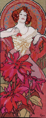 Ruby - A Ross Originals cross stitch chart