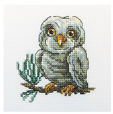 Owlet - A RTO cross stitch Kit