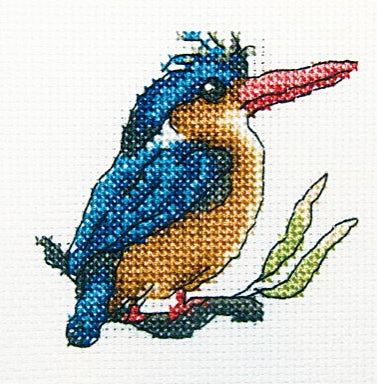 Halcyon - A RTO cross stitch Kit