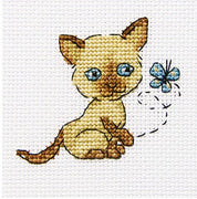 Playful Lola - A RTO cross stitch Kit