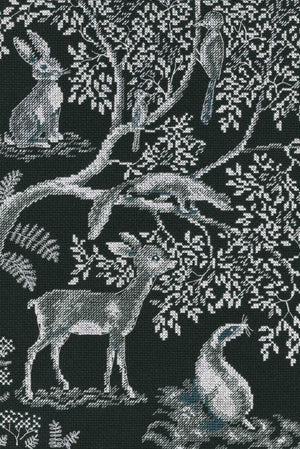Forest Lace - A RTO cross stitch Kit