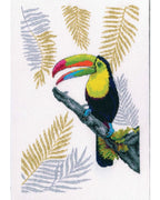 Toucan - A RTO cross stitch Kit