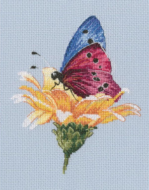 Butterflies 2 - An RTO cross stitch Kit