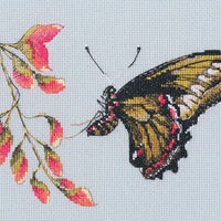 Butterflies 4 - An RTO cross stitch Kit