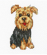 Cheerful Archie - A RTO cross stitch Kit