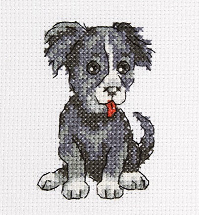 Quick Ritchie - A RTO cross stitch Kit