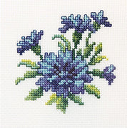 Cornflower - A RTO cross stitch Kit