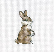 Baby Hare - A RTO cross stitch Kit