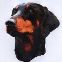 Rex Downloadable cross stitch chart