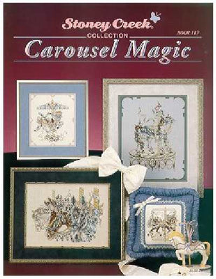 Carousel Magic - Stoney Creek Collection cross stitch booklet