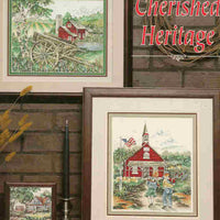 Cherished Heritage - A Stoney Creek Collection cross stitch booklet