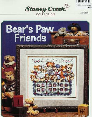 Bear's Paw Friends