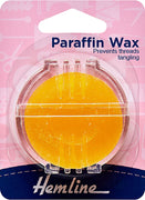 Paraffin Wax - Thread Conditioner