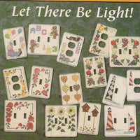 TGIF Let There Be Light - A cross stitch pattern book from Jeanette Crewes Designs