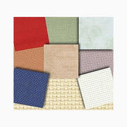 18 count Aida Fabric from Zweigart in various colours