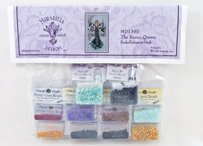 The Raven Queen Embellishment Pack MD139E