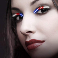 LED Luminous False Eyelash