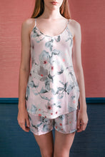Load image into Gallery viewer, Cami & Shorts - Pink Floral