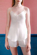 Load image into Gallery viewer, Cami & Shorts - Beige Opal