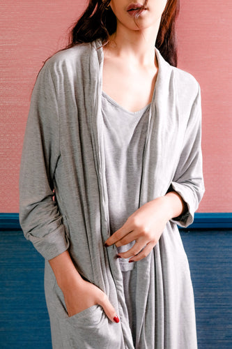 Essential Pyjamas - Grey