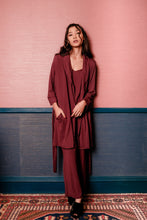 Load image into Gallery viewer, Essential Pyjamas - Maroon