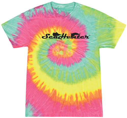 SeaHunter Sunburst Tie Dye T-Shirt