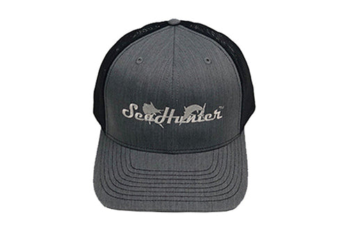 Grey Seahunter Richardson 112 Trucker Hat