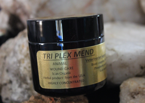 Tri-Plex Mend Animal Wound Care
