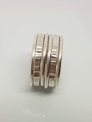 Six Stack Ring