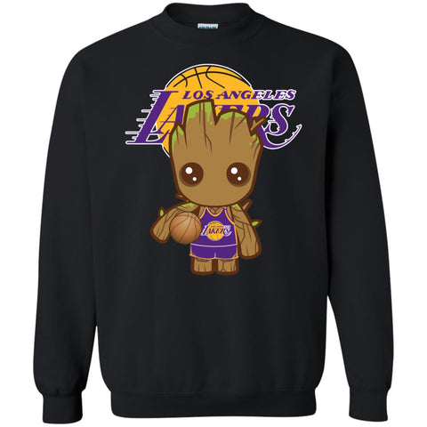 Lakers Baby Nba Groot Los Champions Zazatee Sweatshirt Angeles rCqCtwz