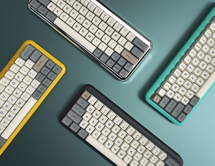 【GB】MelGeek MDA Vision Custom PBT Keycap Set
