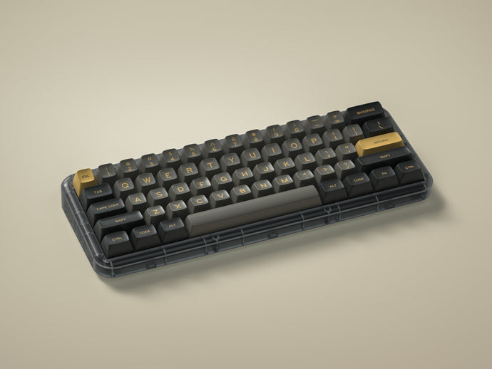 "[IC] MelGeek Mojo60 ""Ember"" Bluetooth Wireless Keyboard on Geekhack/Reddit/Drop"