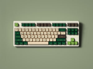【GB END 】MelGeek MG Master ABS Doubleshot  Custom Keycap Set