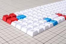 Load image into Gallery viewer, MelGeek MDA Big Bang 2.0 Ortholinear Keycaps Set Custom Mechanical Keyboard Keycaps | MelGeek.com - MelGeek