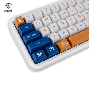 MelGeek Mojo60  Aluminum Mechanical Keyboard Case 60% Keyboard Chasis| melgeek.com