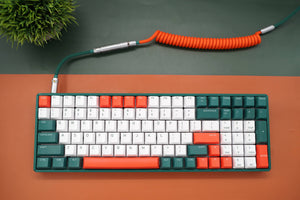 MelGeek Handmade USB Cable Theme Bento Oblivia Bili Jungle|melgeek.com