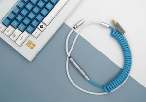MelGeek Handmade Custom  Sleeved USB Cable Type-C Mini USB  Micro USB Cable |melgeek.com