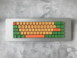 MDA Pineapple Keycap Set Customized Mechanical Keyboard Keycaps  |MelGeek.com - MelGeek