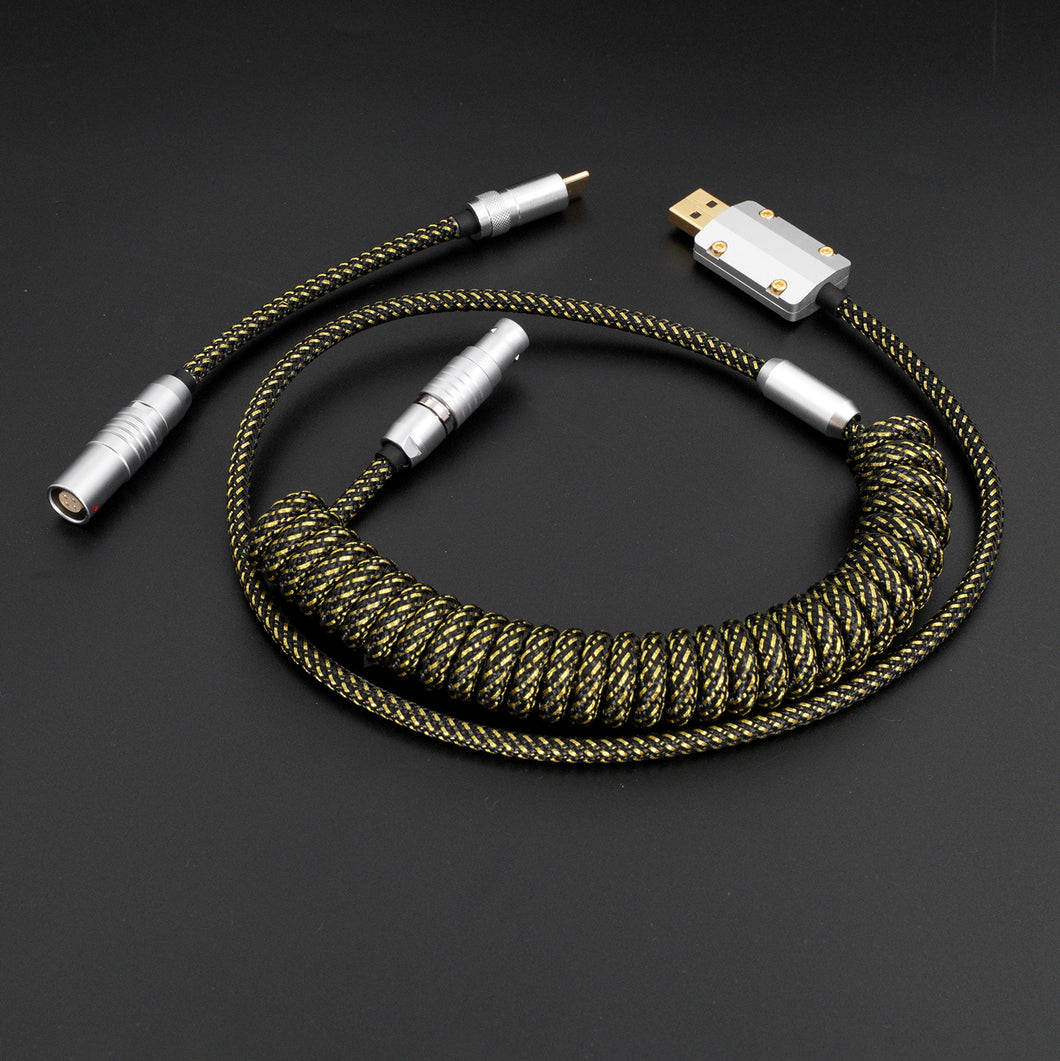 MelGeek Handmade Custom  Sleeved USB Cable  Type-C Mini Micro USB  Cable |melgeek.com