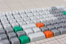 Load image into Gallery viewer, MelGeek MDA Big Bang 1.1 Ortholinear Keycaps Set Custom Mechanical Keyboard Keycaps| MelGeek.com - MelGeek