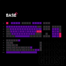 Load image into Gallery viewer, 【GB】MelGeek MG Ghost ABS Doubleshot  Custom Keycap Set