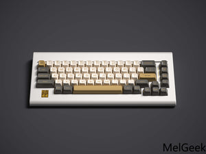 MelGeek MG Ember ABS Doubleshot  Custom Keycap Set - MelGeek