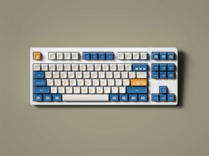 【GB on Drop】MelGeek MG WAHTSY ABS Doubleshot  Custom Keycap Set