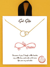 Load image into Gallery viewer, Charm inspirational 18k Gold  Delicate Necklace