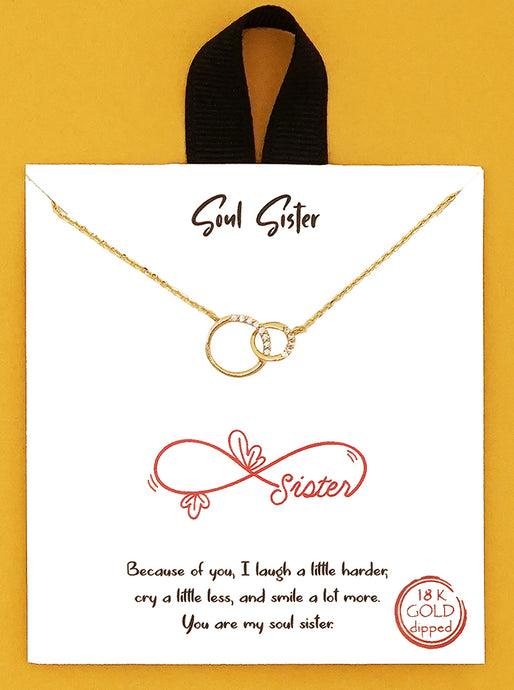 Charm inspirational 18k Gold  Delicate Necklace