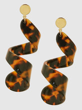 Load image into Gallery viewer, Stylish LeNese Acetate Earrings