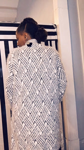Sedona, Aztec Long Sleeve Cardigan
